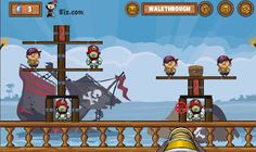 Pirates Kingdom - Play Free At: http://flashgamesempire.blogspot.co.uk/2016/09/pirates-kingdom.html