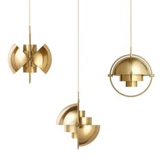 NEW YORK DESIGN WEEK 2016 - DPAGES REVIEW PART II: First envisioned in 1972 by Louis Weisdorf, the adjustable Multi Light Pendant has been reissued by global design house Gubi and is now available through DSHOP.   http://shop.thedpages.com/search?type=product&q=multi
