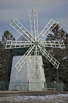 A Wisconsin Windmill