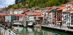 I would love to get more knowledge about Spanish Basque Country!