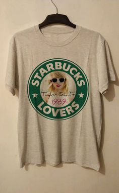 Starbucks Taylor Swift Lovers T shirt Unisex Adult by Kordenmu