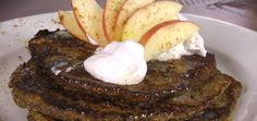 Apple Cinnamon Chia Pancakes (Gluten-Free Recipe)