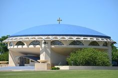 Marvel at These Frank Lloyd Wright Deep Cuts - A UFO church, a futurist gas station, and other deep cuts.