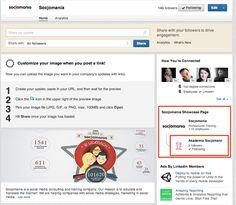 #TYDZIENzLinkedIn Stosuj Showcase Pages, dedykowane podstrony dla produktów i usług! #SocjoTips http://bit.ly/LinkedIn22Tipy via @Socjomania