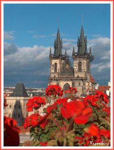 Prague, Czech Republic Copyright: cherubin veletzas