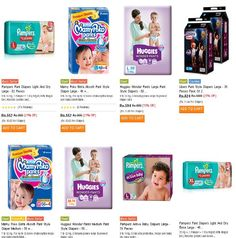 Firstcry Offer of the Day - Extra Rs. 50 Off on All Diapers - Couponscenter