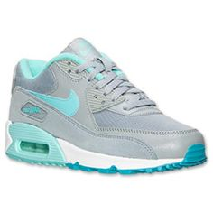 The Nike Air Max 90 Essential Women's Running Shoe continues a legacy that began way back 1987, when the first Nike Air Max shoe debuted with a visible air unit. And it's only gotten better with time. This version of the footwear icon is made with a premium leather upper, foam midsole and visible Max Air unit in the heel for the ultimate in durability, cushioning and bold style