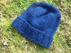 4 hour knit hat pattern