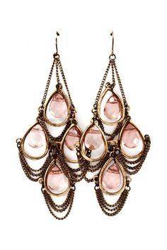 @Mallory Puentes Puentes Balaoing...Aspen Chandelier Earrings on Emma Stine Limited