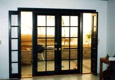 Replace the slider in the Master bedroom with something like this with frosted glass. Or instead of frosted glass enclose the carport and plant a climber along the new wall.