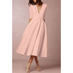Trendy Dresses, Casual Dresses For Women, Fashion Dresses, Dress Casual, Classy Dress, Dressy Pant Suits, Cute Casual Outfits, Formal Dresses, Robe Swing