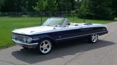 1963 Mercury Comet convertible my Dream Car, i like it in red though, love me some Rock & Roll look ; Ford Motor Company, My Dream Car, Dream Cars, Dream Auto, Lincoln, Convertible, 65 Mustang, Mercury Cars, Hot Cars