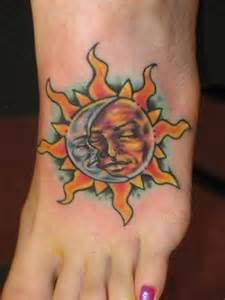 Top of the Foot Tattoo Designs - Bing Images