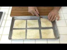 How to Make Phyllo Napoleons