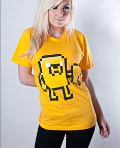 Shield by Cherry Sauce Clothing ($22) #AdventureTime #Jake