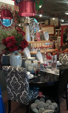 Pier One Imports  Love How They Used 3 Table Runners On The Classy Pier One Dining Room Ideas Design Decoration