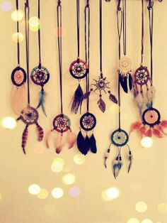 I want more dream catchers in my room