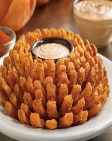 Outback Steakhouse Bloomin Onion - Recipe, Appetizers, Vegetarian, Restaurant, Quick and Easy
