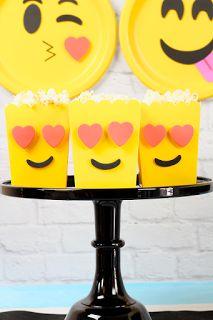Tema da Festa: Emoji - Guia Tudo Festa - Blog de Festas - dicas e ideias!