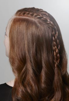 Get set for the big #GameofThrones premiere with our braid tutorial. #hair #braids