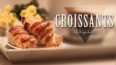 Los mejores Croissants! · Cómo hacer Croissants rellenos de Chocolate Ca...