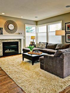 Eclectic   Living Rooms   Linda Woodrum : Designer Portfolio : HGTV - Home Garden Television