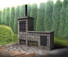 Udírna kombinovaná sgrilem 2v1 Offset Smoker, Hana, Pergola, Patio, Outdoor Decor, Gardens, Home Decor, Stuff Stuff, Smoker Cooking