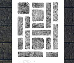 The Woods - V2 Print