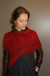 Ravelry: L'Enveloppe pattern by Sally Melville...Oh me really likely!