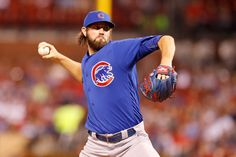 Cubs' Jason Hammel scratched from Friday start = According to Patrick Mooney of CSN Chicago, the Chicago Cubs have decided to scratch right-hander Jason Hammel from his scheduled start on Friday against the Cincinnati Reds. Hammel is reportedly dealing with.....