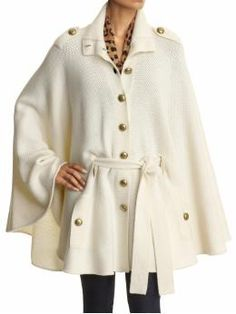 I wish so much that I could afford this. I want a poncho/cape so bad.