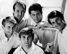 Growing up with The Beach Boys...best music in the 60's
