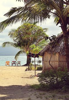 Chilling by the sea...spending days on San Blas island, Panama?