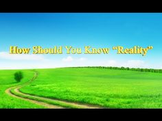"""[The Church of Almighty God] Almighty God's Utterance """"How Should You Kn..."""