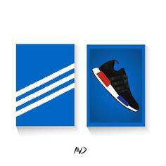 @adidasoriginals @adidasnmd #nmd #nmdposter1k #adidas #boost #yeezyboostblack #sneaker #sneakers #adidasoriginal #architecture #design #sneakercon #black #future #box #thesolesupplier #tag #art #adobe #sneakershouts #store #cartoon
