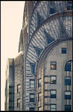 Chrysler Building - my favorite building of all time
