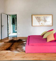 Cosy living room in the Dependance Complesso @Shirley Ramirez Iglehart delle Terre Nere, Sicily