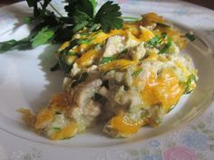In The Kitchen With Honeyville: Chef Tess' Chicken Divan Meal in a Jar Recipe