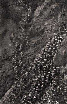 Serra Pelada gold mine, state of Para, Brazil, 1986 | Sebastiao Salgado