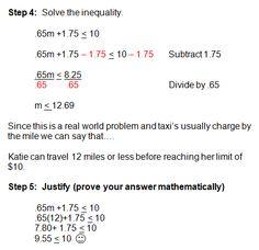 35 Inequalities Ideas Inequality Word Problems Inequality Word Problems