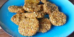 Vegan, Dairy-and-Gluten-Free Sweet Potato and Oat Cookies