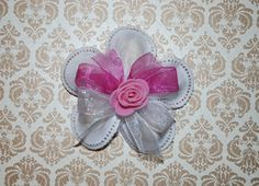50/100+ Confetti Flower/Ribbon Flower Favor/Koufeta Bombonieres/all Occasions/wedding/engagement/bridalshower/babyshower/baptism/christening