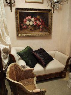 IL BLOG DI ANTICHITA' BELLINI  : La petit chambre parisienne...