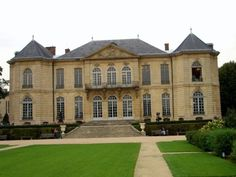Musee Rodin in Paris