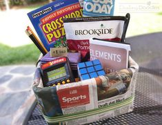 A website full of awesome gift basket ideas!
