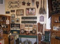 primitive country decorating ideas - Bing Images