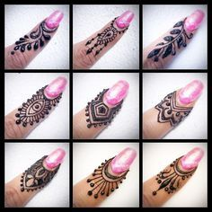 Doll up on rakshabandhan with pretty rakshabandhan mehndi designs that are apt for this festival! Here are 25 inspirations of Rakhi mehndi designs for Easy Mehndi Designs, Henna Tattoo Designs Simple, Finger Henna Designs, Mehndi Designs 2018, Mehndi Designs For Beginners, Beautiful Henna Designs, Mehndi Designs For Fingers, Mehandi Design Simple, Finger Mehndi Design