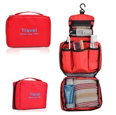 Women Men Oxford Cloth Waterproof Travel Storage Bag Cosmetic bag  Worldwide delivery. Original best quality product for 70% of it's real price. Hurry up, buying it is extra profitable, because we have good production sources. 1 day products dispatch from warehouse. Fast & reliable...