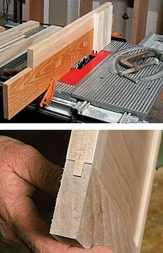 A veteran cabinetmaker shows you how to build a Shaker-style cabinet door in six easy steps
