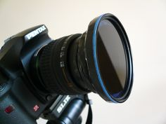 Camera lens filters are translucent or transparent glass or gelatin components that connect to the front of the lens. They secure the camera lens, adjust the attributes of light going through the viewpoint or add enhancements and hues to a picture.
